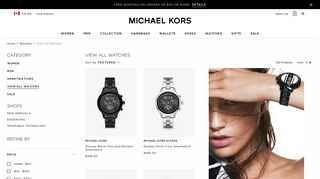 Michael Kors Watches Dhahran