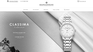 Baume at Mercier Lebanon