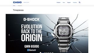 Casio Watches Dubai