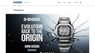 Casio Watches Oman