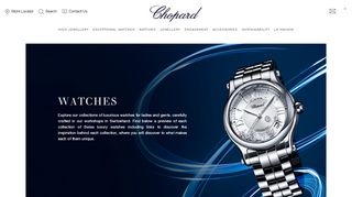 Chopard Watches Beirut