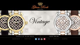 Glam Rock Watches Qatar