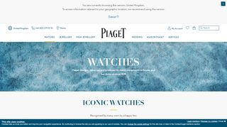 Piaget Watches Qatar