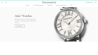 Tiffany Watches Jeddah