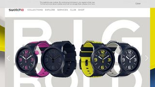 Swatch Watches Oman