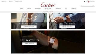 Cartier Watches Oman