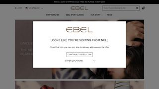 Ebel Watches Dammam