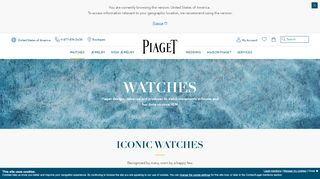Piaget Watches Jeddah